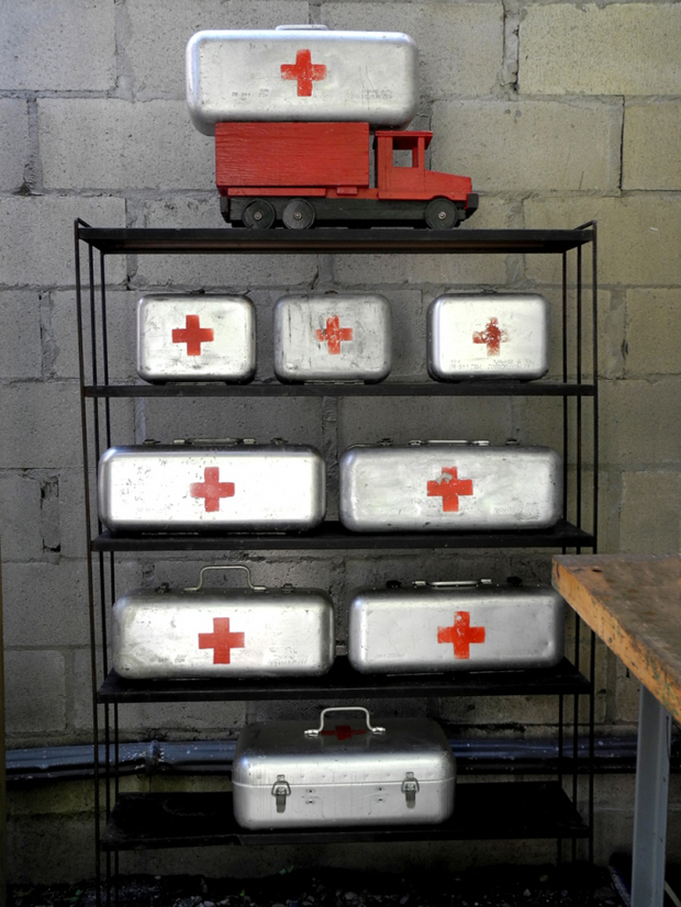 Verso First Aid Boxes